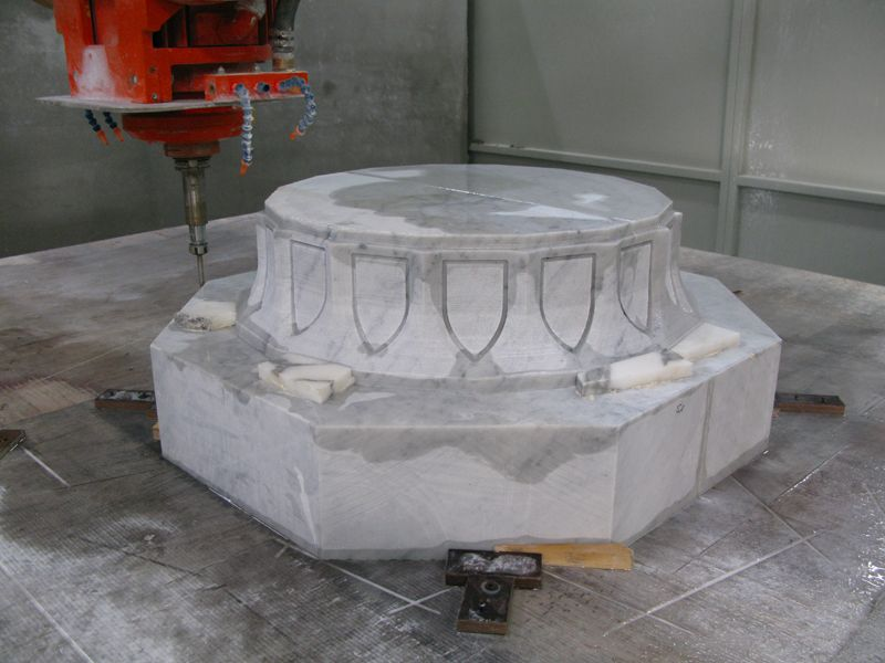 Detailed Stone Cutting