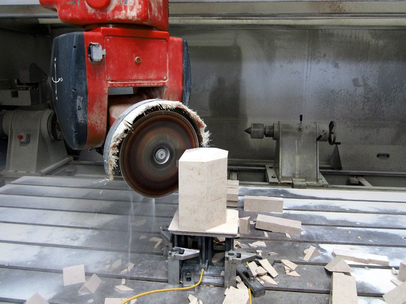 Stone Cutting and Fabrication